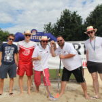 "Sandhockey WM 2016 Gameday & U12 ""Derby"""