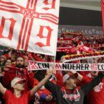 Heimspiel in Liebenau! Über 800 mitgereisten Anhänger unterstützten die Rotjacken!
