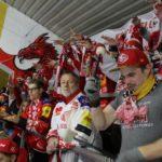 KAC vs Graz 99ers 05.01.2018
