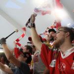 Saisonstart Rotjacken holen 4:2-Auswärtssieg gegen Salzburg!